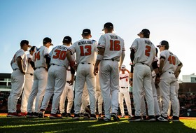 Race for Pac-12 baseball crown heats up with two weeks left