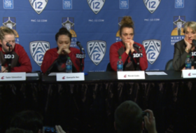 WSU seniors reflect on Cougar career after Pac-12 Women's Basketball Tournament loss