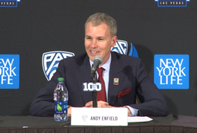 2016 Pac-12 Men's Basketball Tournament: USC's Andy Enfield feels Trojans have 'turned many corners' this season