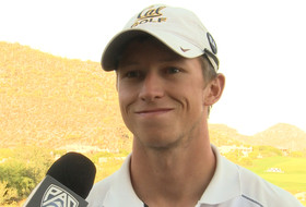 Video: Cal's Brandon Hagy voted Pac-12 Men's Golf Scholar-Athlete of the Year