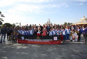 UCLA, Georgia Tech Build Bridge With Chinese in Visit to Shanghai Disney