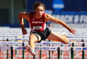 2018 Pac-12 Track & Field Championships: Stanford's Harrison Williams making progress while leading decathlon