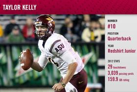 See you at football media day: Arizona State's Taylor Kelly