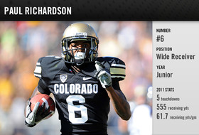 See you at football media day: Colorado's Paul Richardson