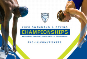 Teams set for 2020 Pac-12 Men's Swimming Championships