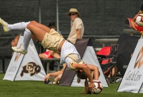 The art of flip throws: Colorado women's soccer explains high-flying feat