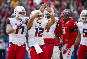 Highlights: Arizona football holds on, wins Gildan New Mexico Bowl
