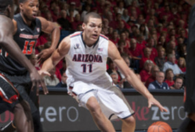 Arizona clinches top seed in 2014 Pac-12 Men's Basketball Tournament