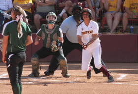 Highlights: Arizona State softball opens NCAA regionals with 8-0 win over Dartmouth