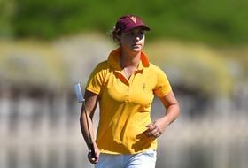 NCAA women's golf regionals: ASU, USC tied for 1st; UCLA leads Central
