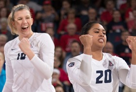 NCAA Women's Volleyball Tournament: Four Pac-12 teams advance to Saturday