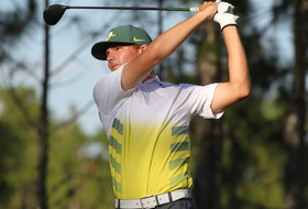 Oregon's Aaron Wise named Pac-12 men's golfer of the month