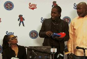 National Signing Day 2014: Adoree' Jackson chooses USC over shoe, Gatorade bottle