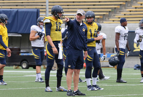 Roundup: New practice schedule paying off for Cal football