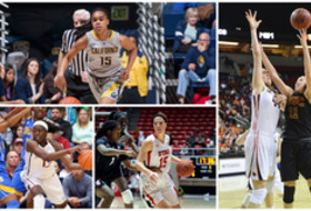 Four Pac-12 women's basketball players earn WBCA all-region honors
