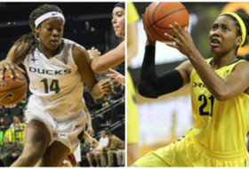 Oregon sweeps Pac-12 women's basketball players of the week honors