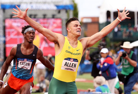 2016 Olympics: Oregon wide receiver Devon Allen goes for gold in Rio
