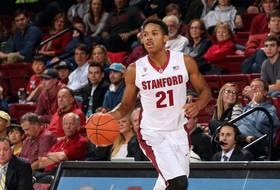 Stanford men's basketball Anthony Brown