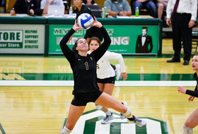 <p>Arizona State women's volleyball Bianca Arellano</p>