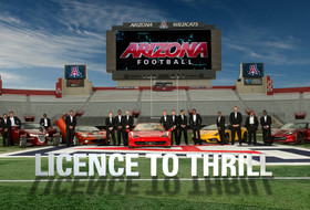 Roundup: Arizona football has a 'Licence to Thrill'