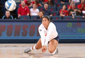 18 from Pac-12 named to AVCA Region Volleyball Teams