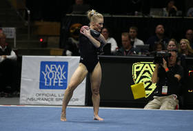 Utah Georgia Dabritz gymnastics