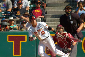 Recap: USC baseball's Mitch Hart throws complete-game shutout against Stanford