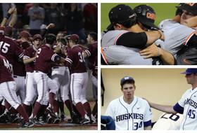 NCAA baseball regionals: One Pac-12 team advances to super regionals
