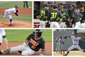 NCAA baseball regionals: Three Pac-12 teams face elimination