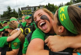 Oregon voted first in preseason softball coaches poll