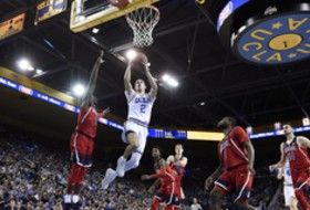 Blockbuster rematch leads in to key weekend in Pac-12 men's basketball play