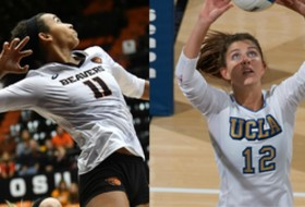 Spike Night women's volleyball preview: Oregon State at No. 9 UCLA
