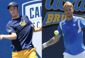 NCAA Men's Tennis Championships: Cal, UCLA advance to quarterfinals, USC, Stanford fall