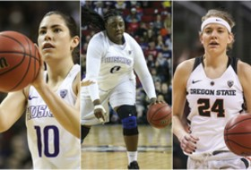 Seven Pac-12 Women's Basketball players honored by Associated Press