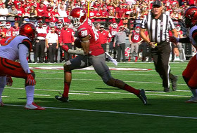 Dealing with loss of grandmother, Dom Williams has career day