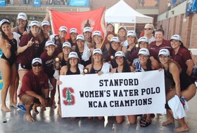 NCAA tournament women's water polo results: Stanford beats UCLA in championship game