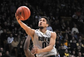 Colorado's Booker voted Pac-12 men's basketball Player of the Week