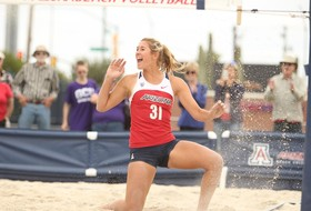 2017 Pac-12 Beach Volleyball Championships brackets and results