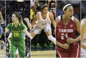 Pac-12 record five teams Sweet 16 bound