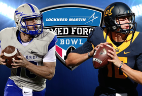 Armed Forces Bowl first glance: Cal and Air Force a battle of opposite offenses