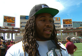 Video: Arizona State's Will Sutton on pre-draft life