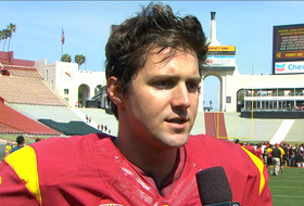 Video: USC's Cody Kessler on stepping up as starting quarterback