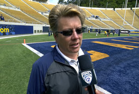 Video: Cal's Sandy Barbour on remembering Ted Agu through scholarship fund