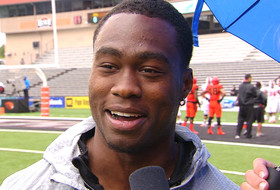 Video: Oregon State's Brandin Cooks readies for NFL draft
