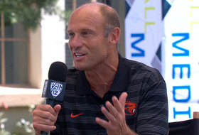 Video: Mike Riley once disciplined Curtis Conway, maybe
