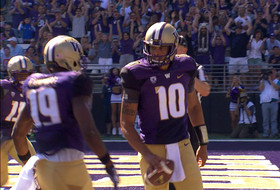 Cyler Miles' return gives Washington the edge in shootout against Eastern Washington