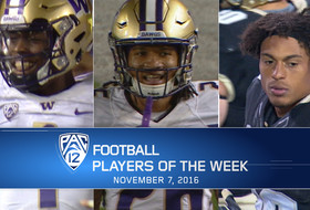 Washington's Ross, Jones and Colorado's Oliver named Pac-12 Football players of the week