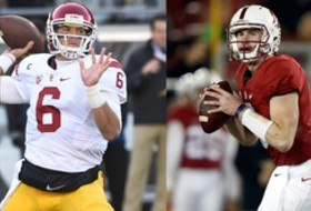 CFP Top 25: No. 7 Stanford vs. No. 20 USC for Pac-12 title