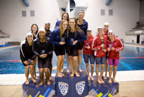 2015 Pac-12 Swimming (W) & Diving (M/W) Championships results