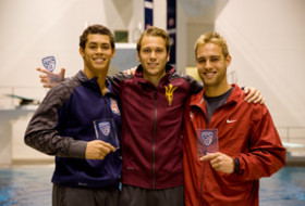 Arizona State's Riley McCormick wins 3m spring board at Pac-12 Championships